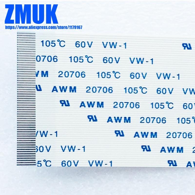AWM 20706 105C 60V VW-1 Flexible FFC Ribbon Cable
