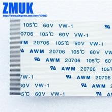 AWM 20706 105C 60 V VW-1 гибкий ленточный кабель FFC