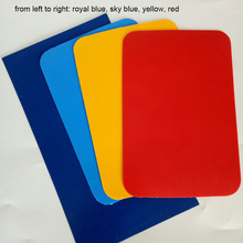 Inflatable Kayak Boat Dinghy Rubber Canoe Waterproof PVC Repair Patch Kit 20 x 13cm 9 Colors Available With 1 Tube of Glue