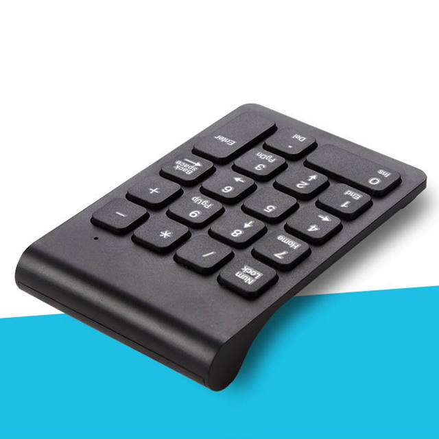 Wireless Mini Number Pad