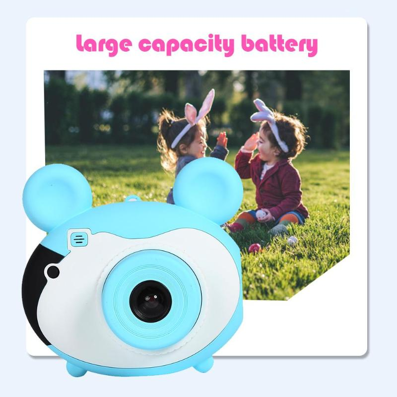 2 pouces enfants bande dessinée caméra numérique sans fil WiFi 1080 P 8MP jouet caméscope cadeau d'anniversaire Cool enfants caméra pour enfants