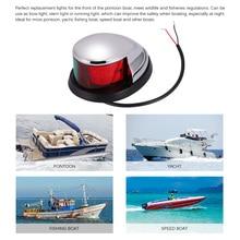Многофункциональные гоночные лодки навигационные огни настенная лампа высокой яркости водонепроницаемые низкое энергопотребление прочные рыболовные лодки