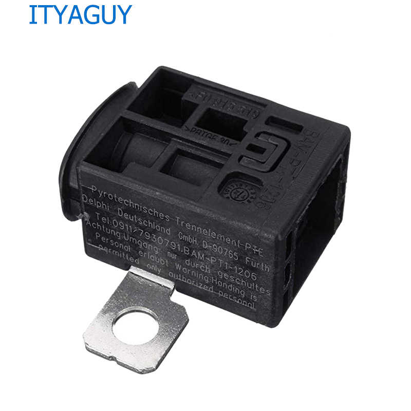 High Quality Car Battery Fuse Box Cut Off Overload Protection Trip For  AUDIS Q5 A5 A7 A6 V W Skoda Zekeringkast Auto 4F0915519