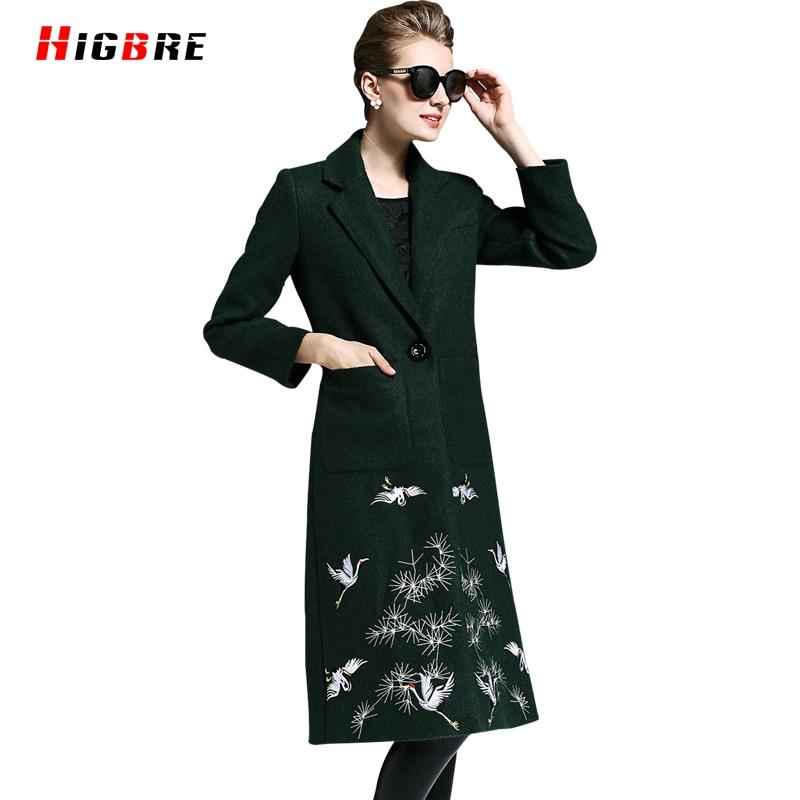 Online Get Cheap Womens Green Wool Coat -Aliexpress.com | Alibaba ...