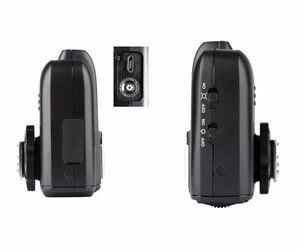 Image 5 - GODOX X1T F X1T C X1T S X1T O X1T N 2.4G اللاسلكية TTL الأحرار فلاش الزناد الارسال لكانون نيكون سوني فوجي فيلم أوليمبوس كاميرا