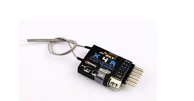 Frsky 3 16CH X Series Dual way Receiver X4RSB w Smart Port SBUS 16CH SBUS output
