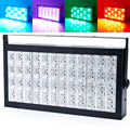 High Quality DMX/Sound Control 48 RGB LED Wash Strobe Grille Lamp Disco Party DJ Home Light Music Show Projector Stage Lighting