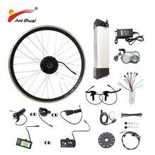 20 «24» 26 «700C (28») электрический велосипед комплект 36V10AH/12AH чайник Батарея Ebike комплект с 250 Вт 350 Вт 500 Вт переднее колесо двигателя bicicleta