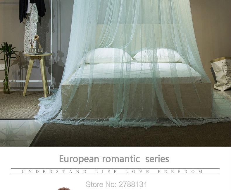 Zanzariera Letto Matrimoniale : Zanzariera letto matrimoniale cotone letto a baldacchino