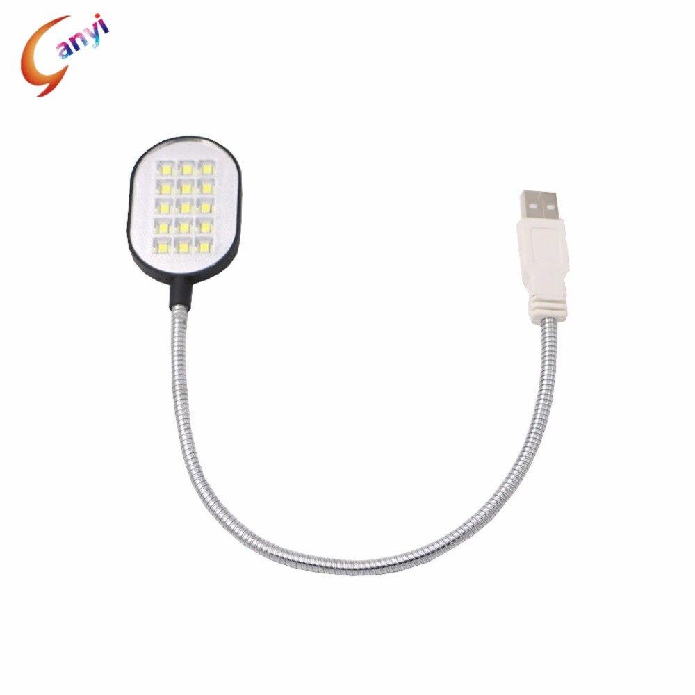 Portable Rotation And Flexible LED USB Powerful Rechargerable font b Flashlight b font Lamp LED USB