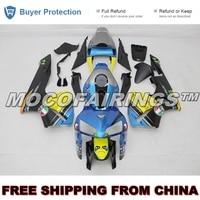 For Honda CBR600RR 2005 2006 F5 Injection Motorcycle Fairings Kits SHARK COLOR CBR 600 RR 05 06 Fairing