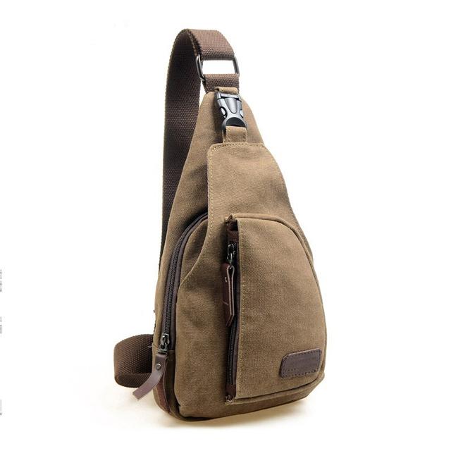 2017 Man Shoulder Bag Men formal fashion Travel Military bolsos Canvas bag shoulder bags Crossbody bag 3 weeks to Moscow FB1164