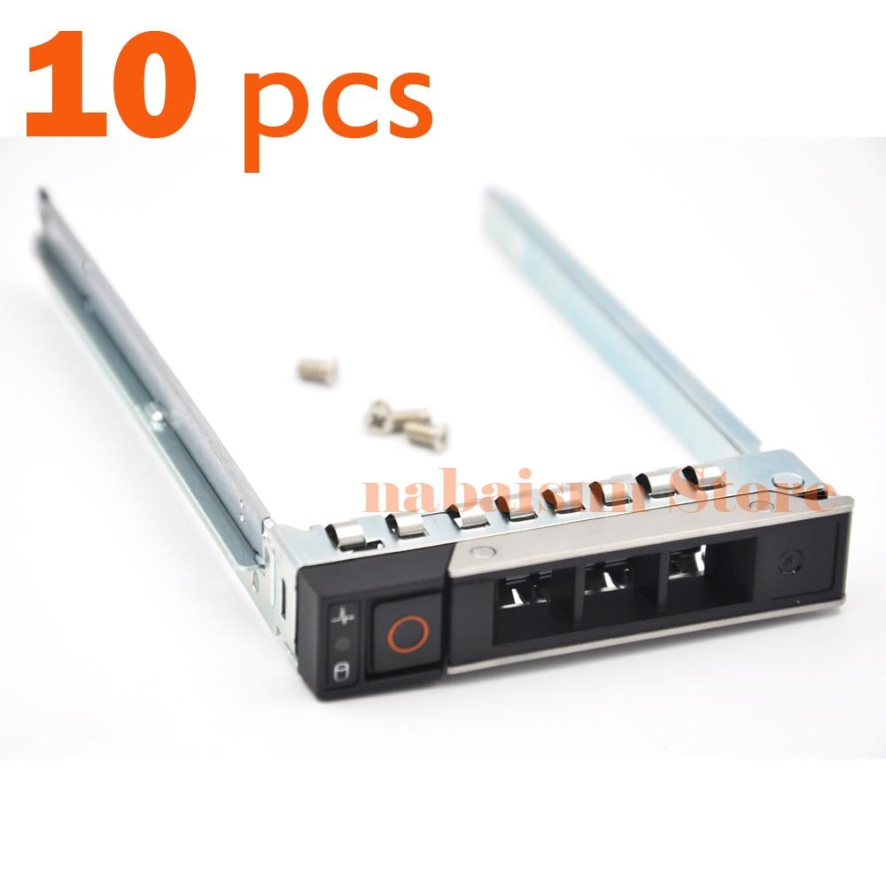"""10 шт. DXD9H gen14 для POWEREDGE сервера R740 R740xd R940 R640 2,"""" HDD лоток CADDY 14 г hdd лоток"""