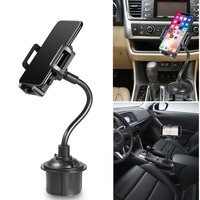 Adjustable Car Cup Mount Phone Holder Stands For Motorola One Power Moto G7 Z3 Z2 E5 G6 Play E4 G5S Plus Power X5 X4 Z2 Z3 Force