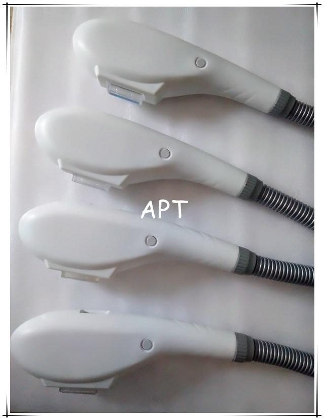 8*40mm spot size ipl shr handle ipl shr handpiece