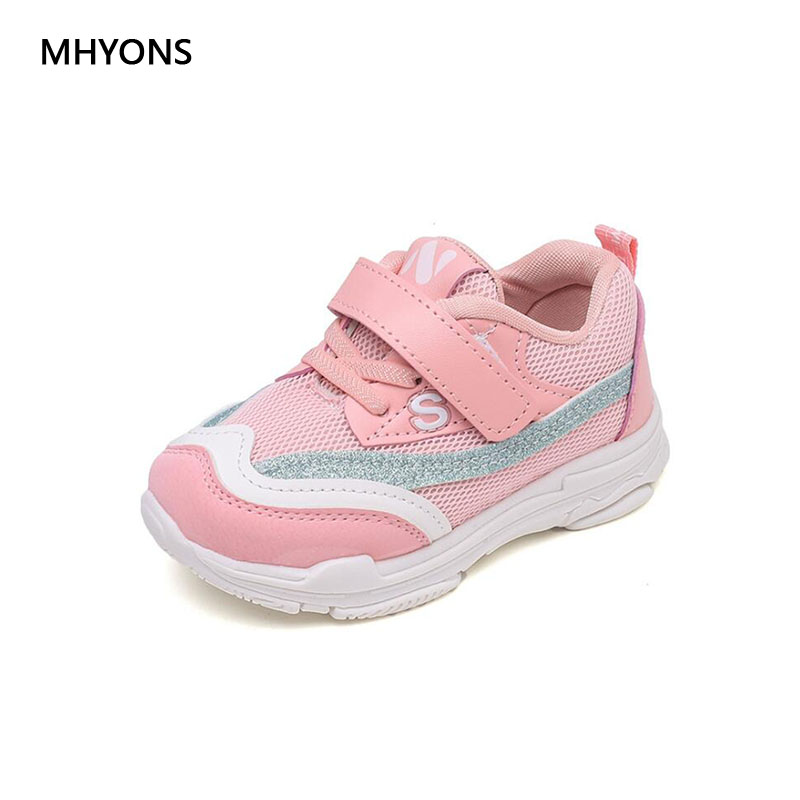 MHYONS 2018 Spring Autumn New Kids Shoes Boys Sneakers Non-Slip On Boys Shoes Girls Fashion Sneakers Casual Sports Children Shoe ...