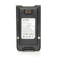 Original Baofeng uv-5s Battery For Radio Walkie Talkie Accessories Baofeng Handy Radios 2800mAh Li-ion Battery