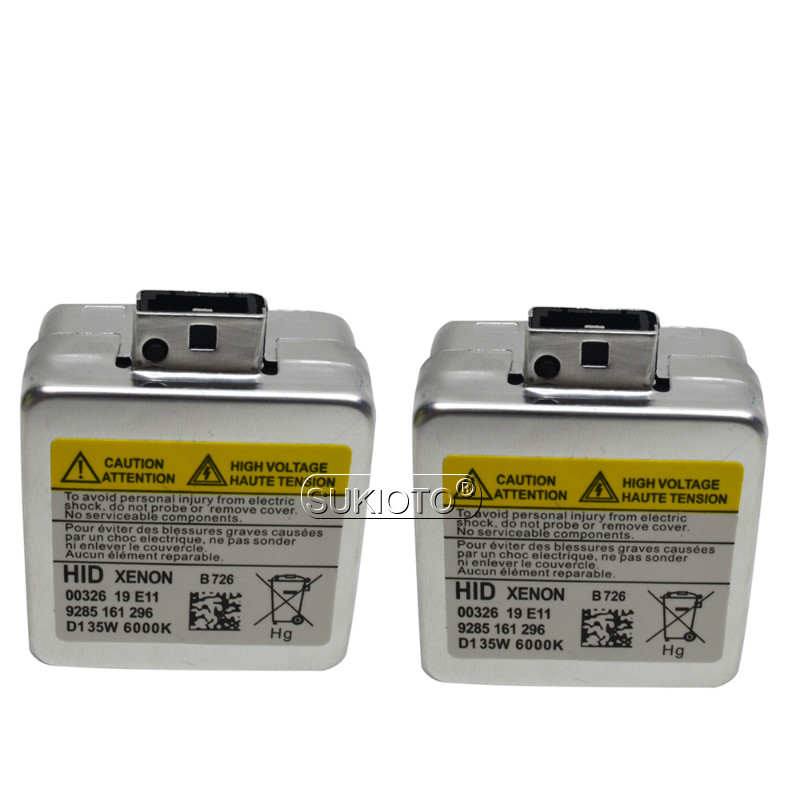 SUKIOTO D1S 55W Xenon 5000K D2S D3S D4S D1R D2R D4R 35W xenon Car lights 4300K 6000K 8000K D1S 6614066144 HID Headlight Bulbs (7)