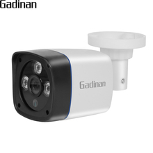Gadinan 1/3″ CMOS 1000TVL Indoor/Outdoor IR-Cut Night Vision 3 Array Led IR Waterproof Surveillance Security Cameras CCTV Camera