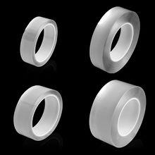 Kitchen Sink Waterproof Mildew Strong Self-adhesive Transparent Tape Bathroom Toilet Gap Strip Pool Water Seal