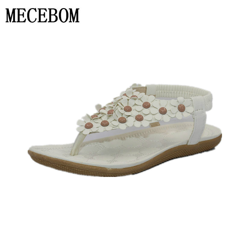 Women Platform Wedge Sandals 2017 Summer Leisure Platform Sandals Comfortable Woman Shoes Size 35-39 Fashion Sweet Beaded 668W phyanic 2017 gladiator sandals gold silver shoes woman summer platform wedges glitters creepers casual women shoes phy3323