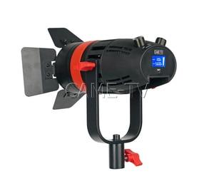 Image 4 - 3 pièces CAME TV Boltzen 55w Fresnel focalisable LED lumière du jour Kit F 55W 3KIT Led lumière vidéo