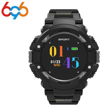 696 2018 F7 GPS Smart watch Wearable Devices Activity Tracker Bluetooth 4.2 smartwatch Altimeter Barometer Compass GPS Sport
