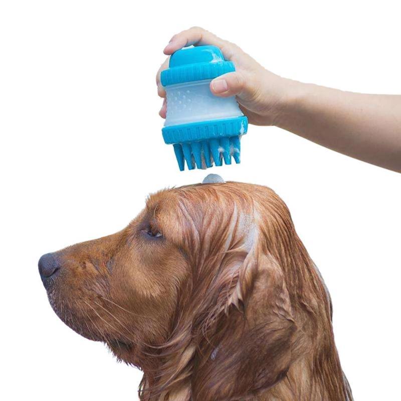 Dog Shower Brush