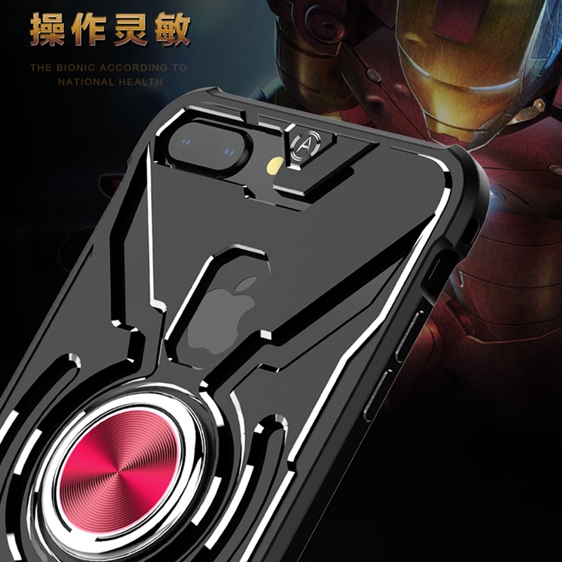 Fashion For iphone 7 Bumper All Metal Phone for iphone7 Plus Case Alloy Anti-knock Outdoor Sports I6 6S 6 6S Plus Phone Cover