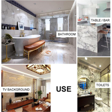 60*100cm Thick Waterproof Pvc Imitation Marble Pattern Stickers Wallpaper Self - Adhesive Renovation of Furniture