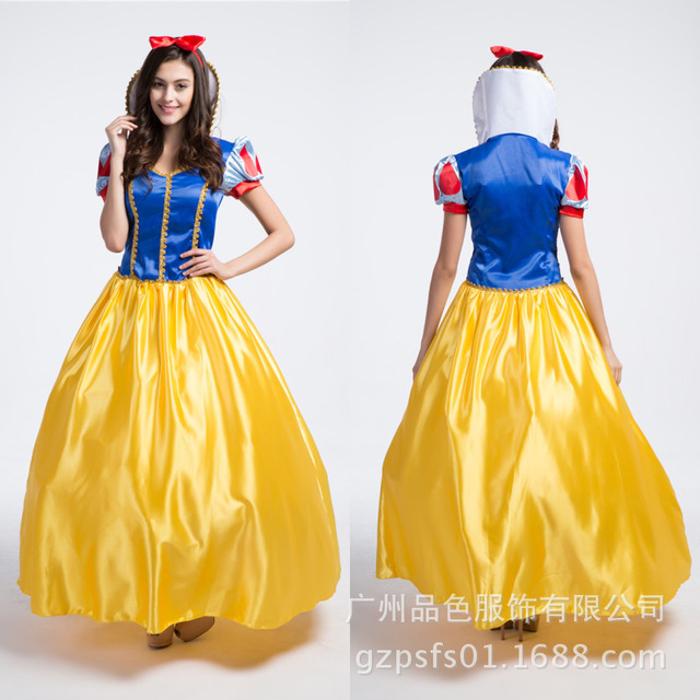 how to make a snow white mirror costume