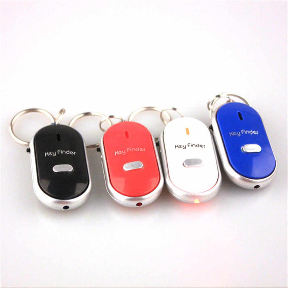 Беспроводной сигнал для нахождения ключей брелок для мужчин и женщин анти-Потеря устройства брелоки электронный Противоугонный эллипс пластиковый ключ поиск