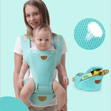 ФОТО baby carrier baby waist stool sitting multi-function baby carrier four seasons universal before embracing baby carrier