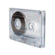 Blu ray Стандартный Кассетный пустой ленточный плеер пустая лента с 60 минут Магнитная аудиолента запись для записи музыки