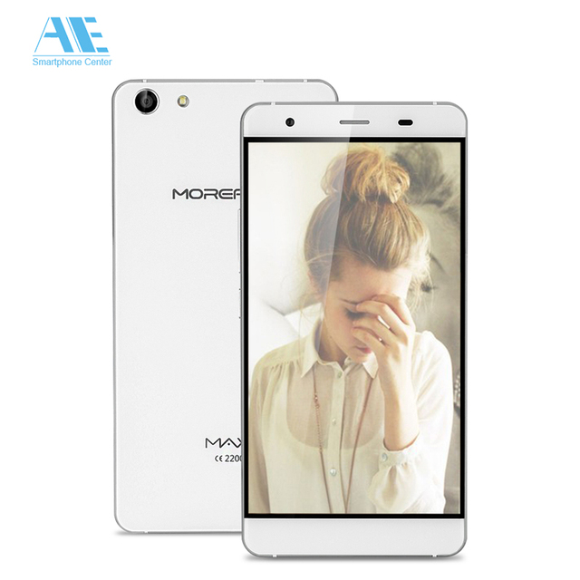 Original Morefine MAX1 MTK6735P Quadcore Android 5.1 Cellphone 5.0Inch 1280x720 Mobile Phone 2GB RAM+16GB ROM 2150mAh Smartphone