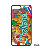 Country City Tailand China Canada Cuba Egypt London Brazil Landscape Phone Case For IPhone X 7