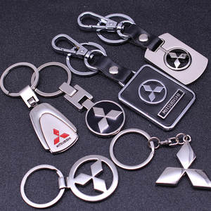 NSJ Gift Car Accessories Keychain Men Metal Key Ring