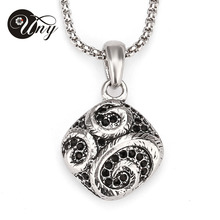 Popular selling brand Necklace  petite Fashion Retro style Jewelry Crystal Necklaces & Pendants maxi necklace