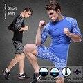 Undershirt Mens Slimming Body Shaper Leopard Sweat Short Shirt Shaper Top Underwear Slimming Belt Men Clothing