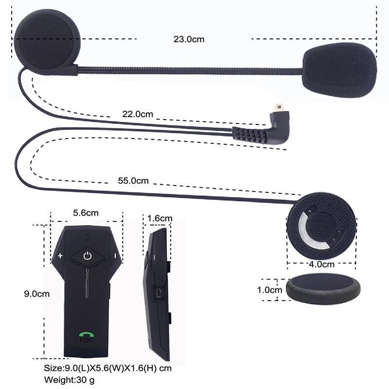 التحكم نارية جهاز BT 16