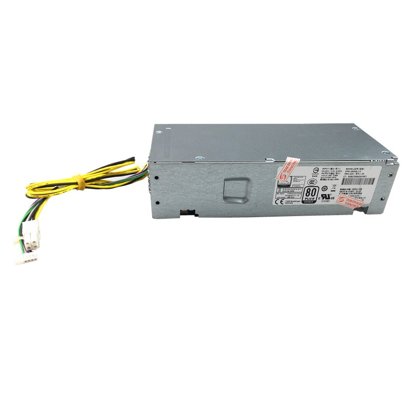 180W PC Power Supply DPS-180AB-3A 901765-003 901761-003 180W Desktop PSU PC Case For Server Power Adapter 180w mini pc server купить недорого в Москве