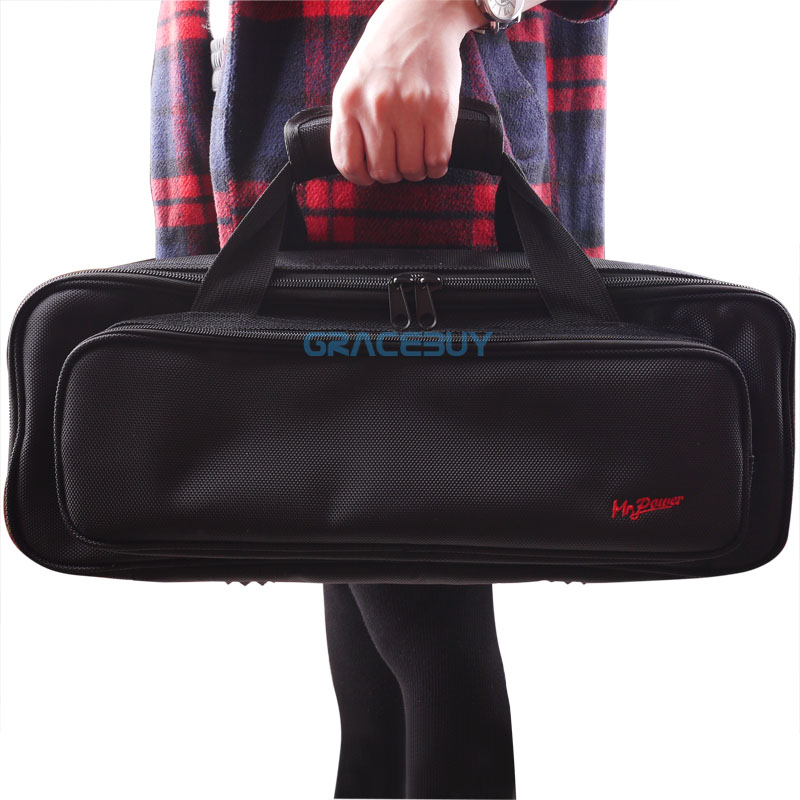 Effect Pedalboard Bag For 40X13 CM Guitar Pedal Board New цены онлайн