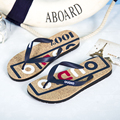 New 2017 Summer Excellent Quality Men Summer Flip Flops Shoes Sandals Male Slippers Beach High Quality Shoes Size 40-44