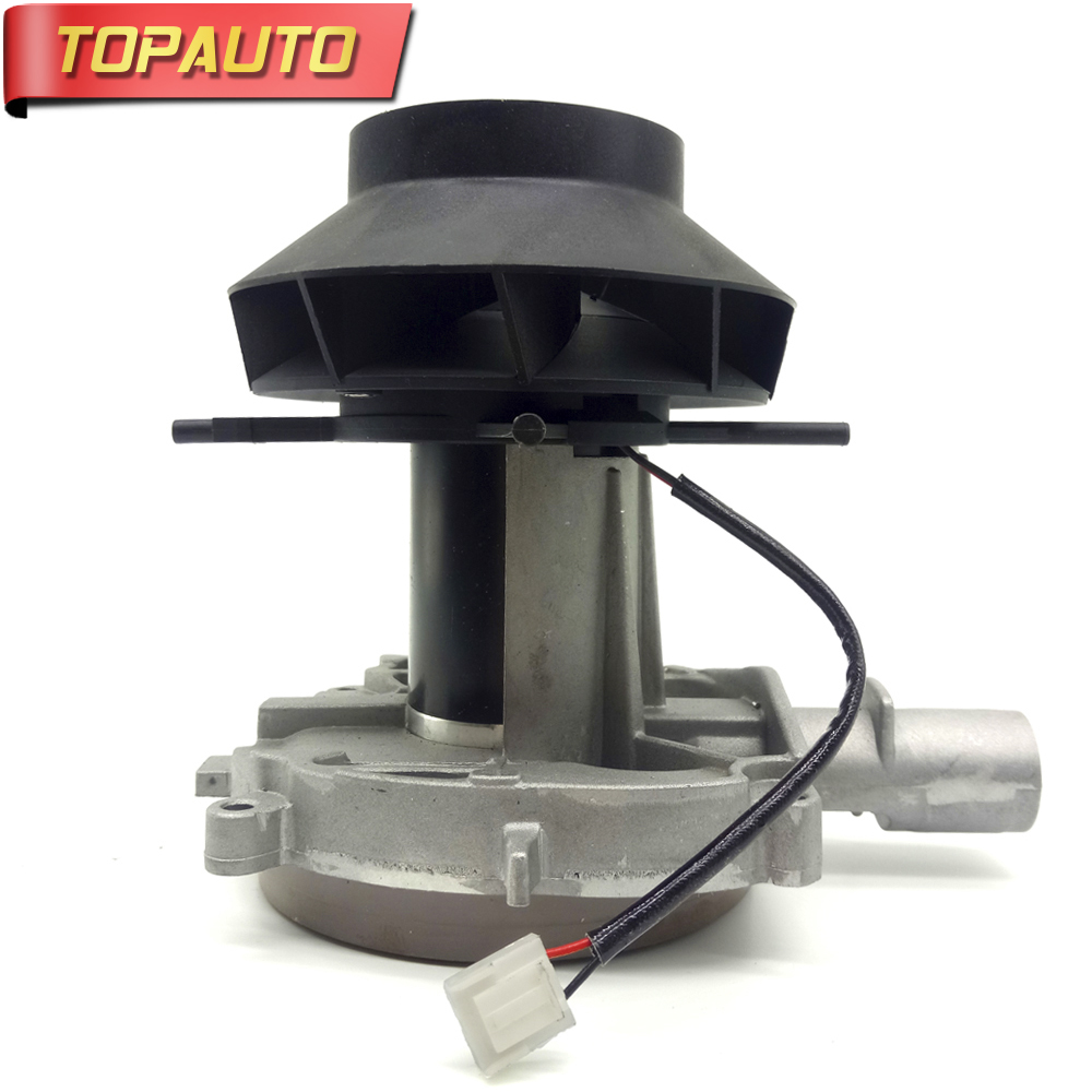TopAuto 12V 24V Blower Motor Combustion Air Fan For Webasto Eberspacher Airtronic D4 Air Diesel Parking Heater Replacement universal air intake filter silencer muffler for webasto eberspacher air diesel parking heater tank air filter separator