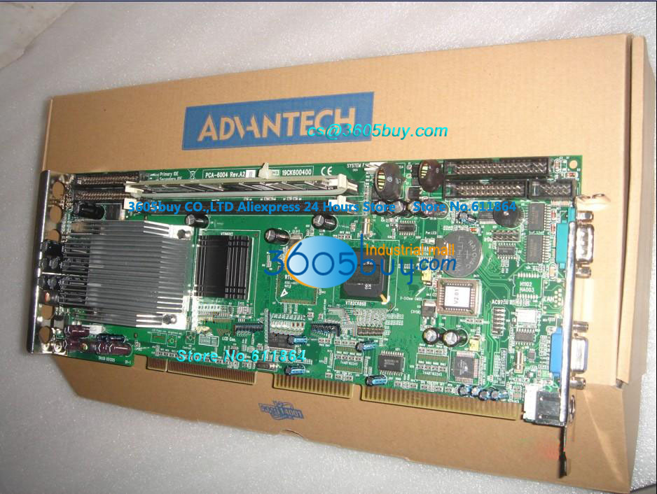 PCA-6004 PCA-6004 Rev.A2 Board 100% tested perfect quality