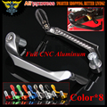 """For Triumph TIGER 1200 EXPLORER Trophy/SE STREET TWIN 7/8"""" 22mm CNC Motorcycle Handlebar Brake Clutch Levers Protector Guard"""