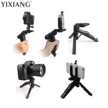 Yixiang мини-штатив Ручка Стабилизатор для сотового телефона iPhone спортивные Камера с держателем и адаптер