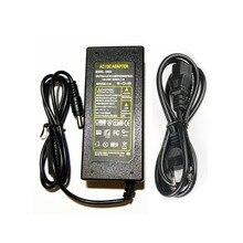 Мощность адаптер 24 V 2A/3A/5A AC100-240V адаптер для DC24V 48 W/72 W/120 W Питание для Светодиодные ленты, Беспроводной маршрутизатор, ADSL кошки,
