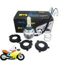 18W 2000LM COB LED H4 H6 Motorcycle Headlight Front Head lamp Motorbike Fog Light Bulb for Harley Honda Yamaha Kawasaki Suzuki
