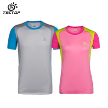 Outdoor Men women summer with quick-drying sportswear t-shirts round collar Quick drying couple sun-protective t-shirts clothing